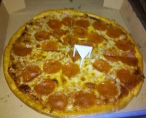 Vertoris Gluten Free Pizza
