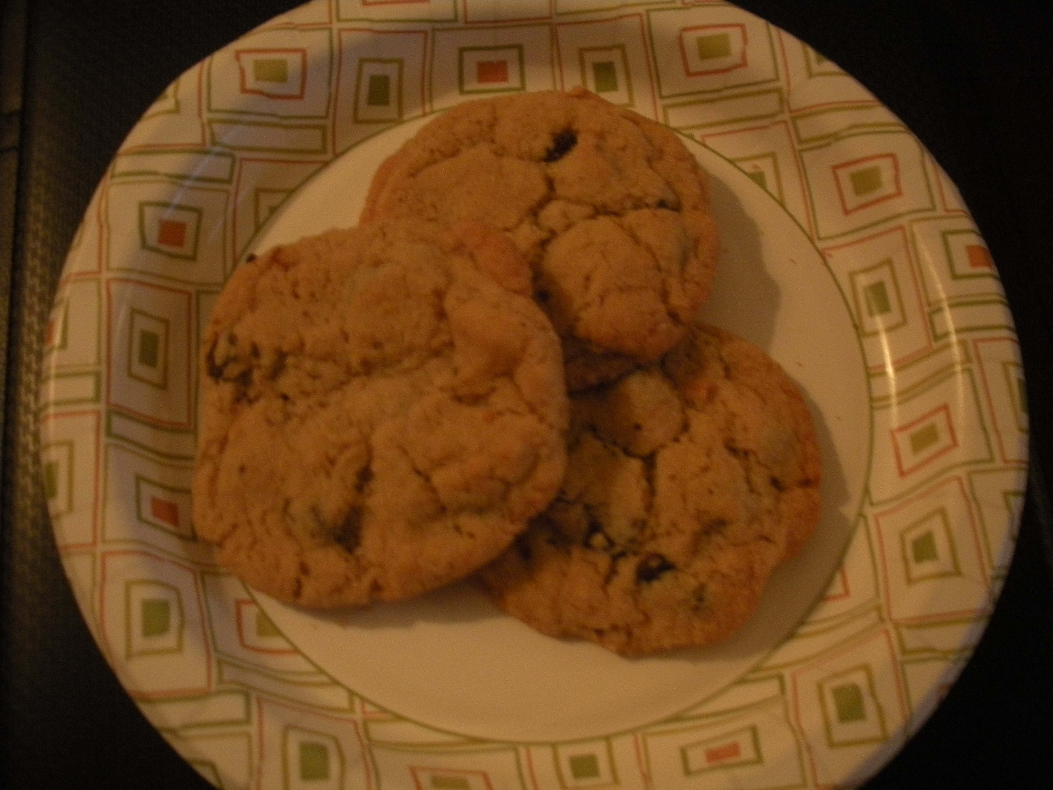 Betty Crocker gluten free chocolate chip cookies mix review ...