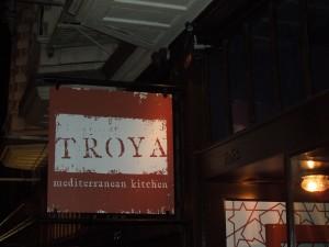 Troya Mediterranean Kitchen Gluten Free Review Gluten
