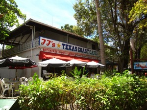 JJ's Texas Coast Cafe ST John USVI