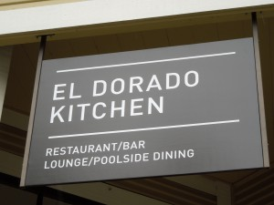El Dorado Kitchen Sonoma California - Gluten Free